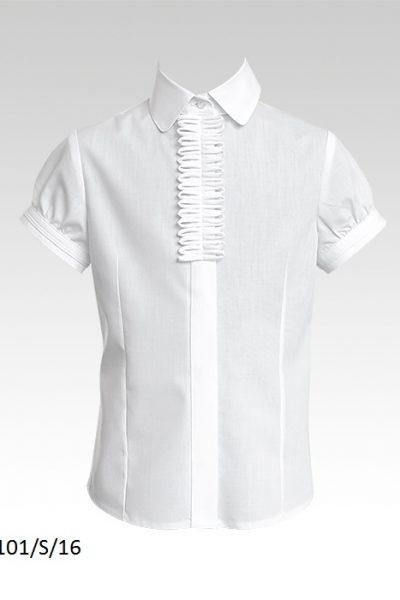 Блуза 101-S-16 к-р 128-158 Слай