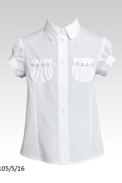 Блуза 105-S-16 к-р 116-140 Слай