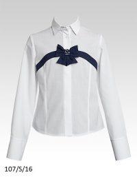 Блуза 107-S-16 д-р 134-164 Слай