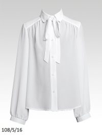 Блуза 108-S-16 д-р 134-164 и 140-170 Слай