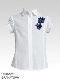 Блуза 110В-S-16 к-р 122-152 Слай