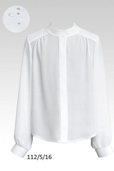 Блуза 112-S-16 д-р 134-164 Слай