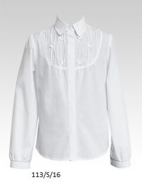 Блуза 113-S-16 д-р 116-140 Слай