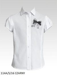 Блуза 114А-S-16 к-р 128-158 Слай
