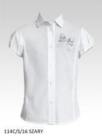Блуза 114С-S-16 к-р 128-158 Слай