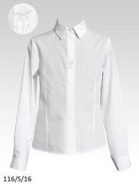 Блуза 116-S-16 д-р 128-158 Слай