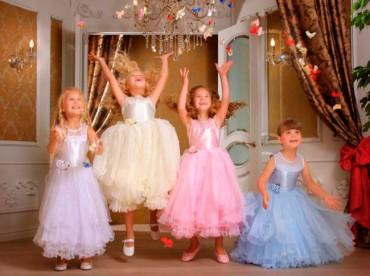 Как выбраь одежду для детского праздника
